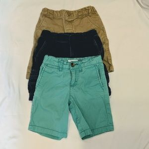 Toddler Boys 4t Shorts Bundle